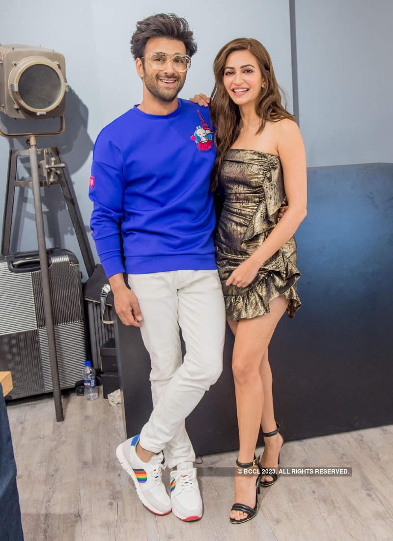 Kriti Kharbanda and Pulkit Samrat grace the launch of a flagship store