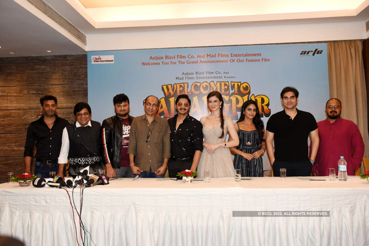 Welcome To Bajrangpur: Film announcement