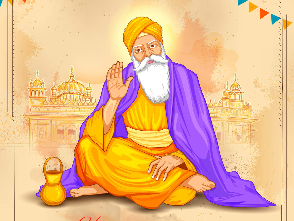 Happy Guru Nanak Jayanti 2019: Gurpurab Wishes, Images, Quotes