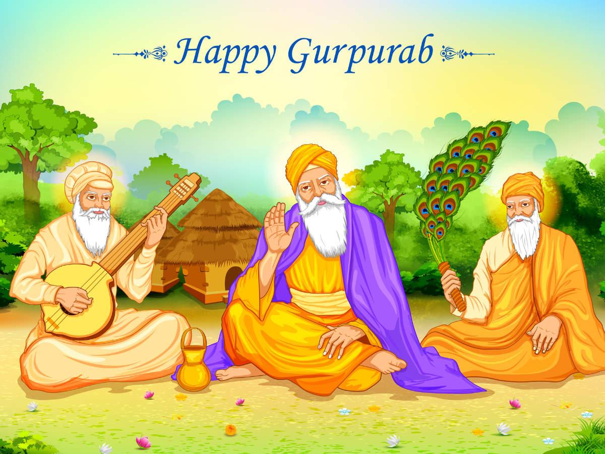 Happy Guru Nanak Jayanti 2019: Gurpurab Messages, Status, Images