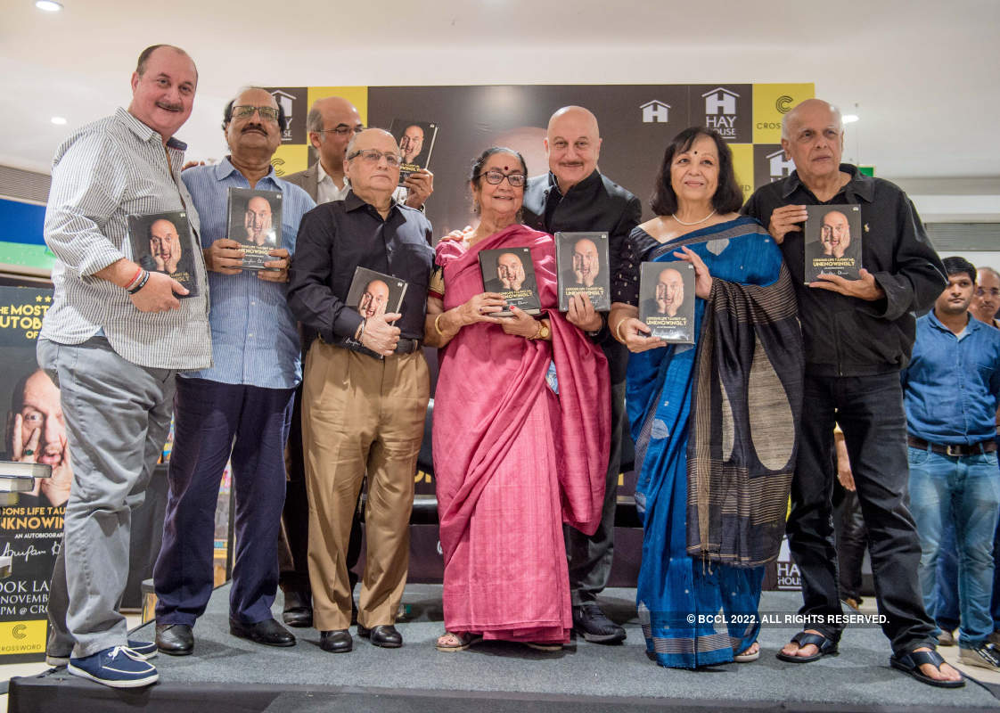 Lessons Life Taught Me, Unknowingly: Book launch