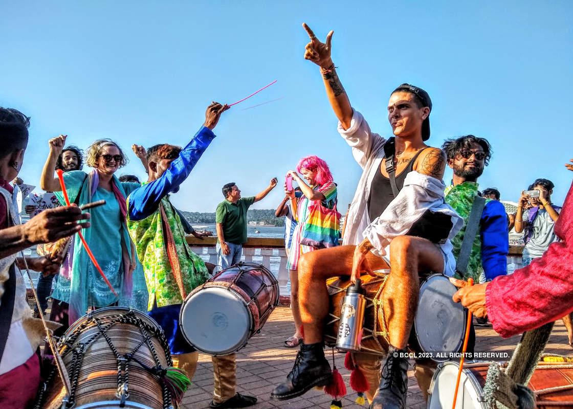 LGBTQ community hosts Pride de Goa