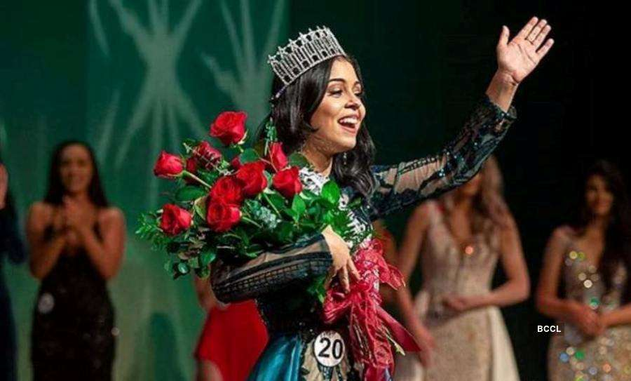 Shannah Weller crowned Miss Vermont USA 2020