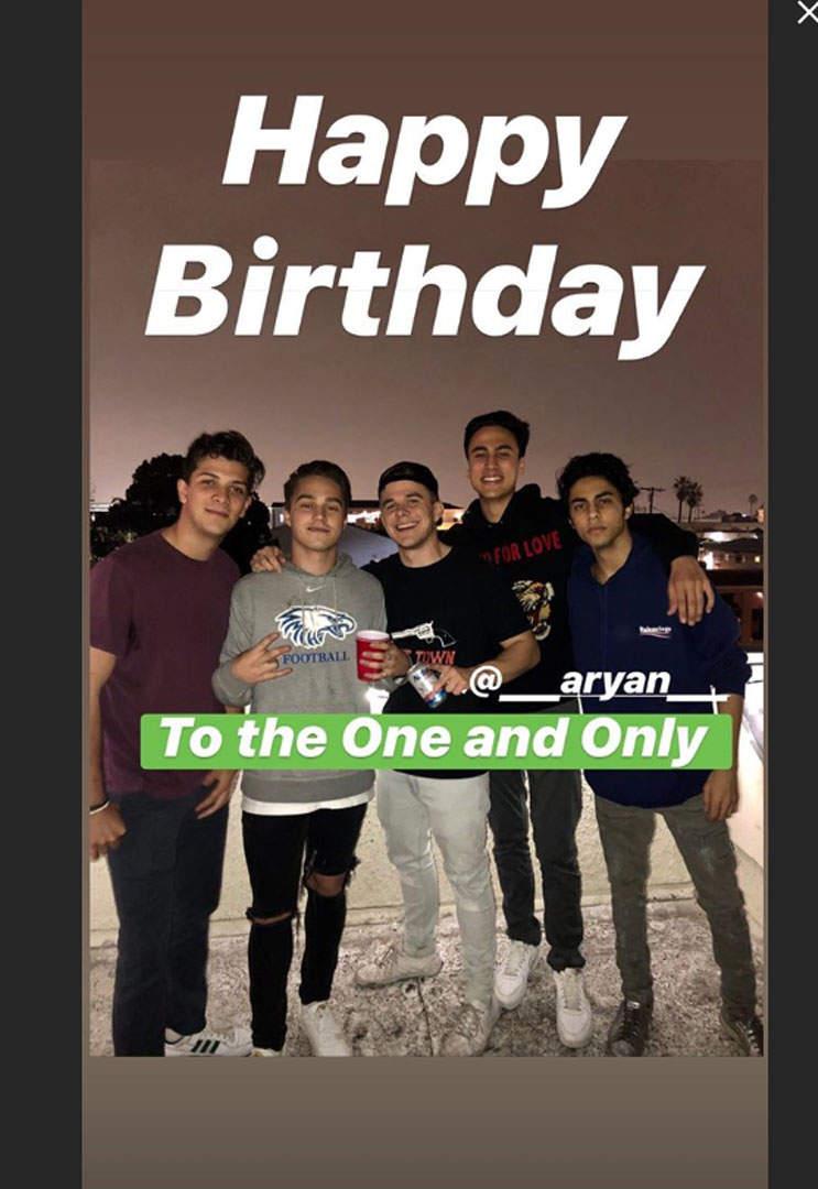 aaryan-khan-birthday-photos