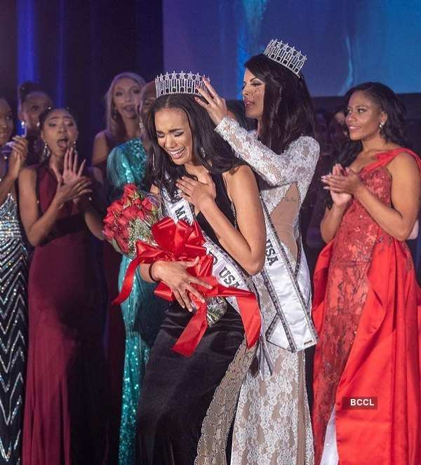 Taelyr Robinson crowned Miss Maryland USA 2020