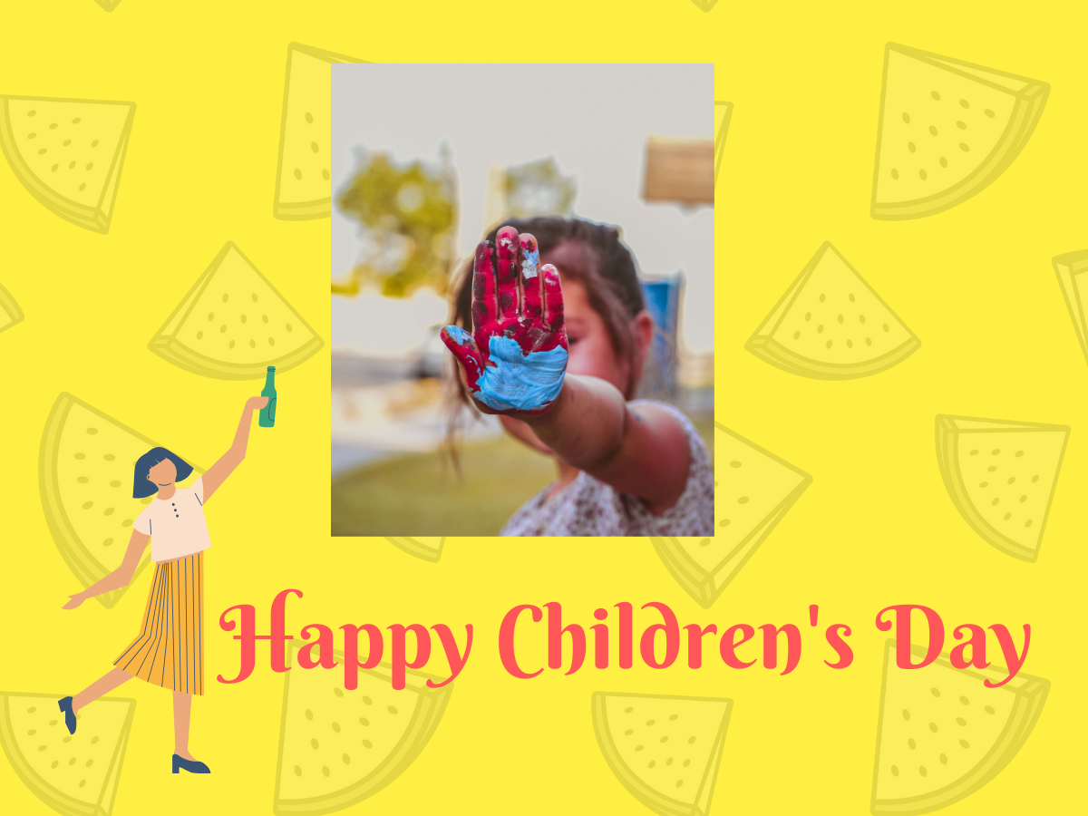 Happy Children's Day 2019: Thoughts, Cards
