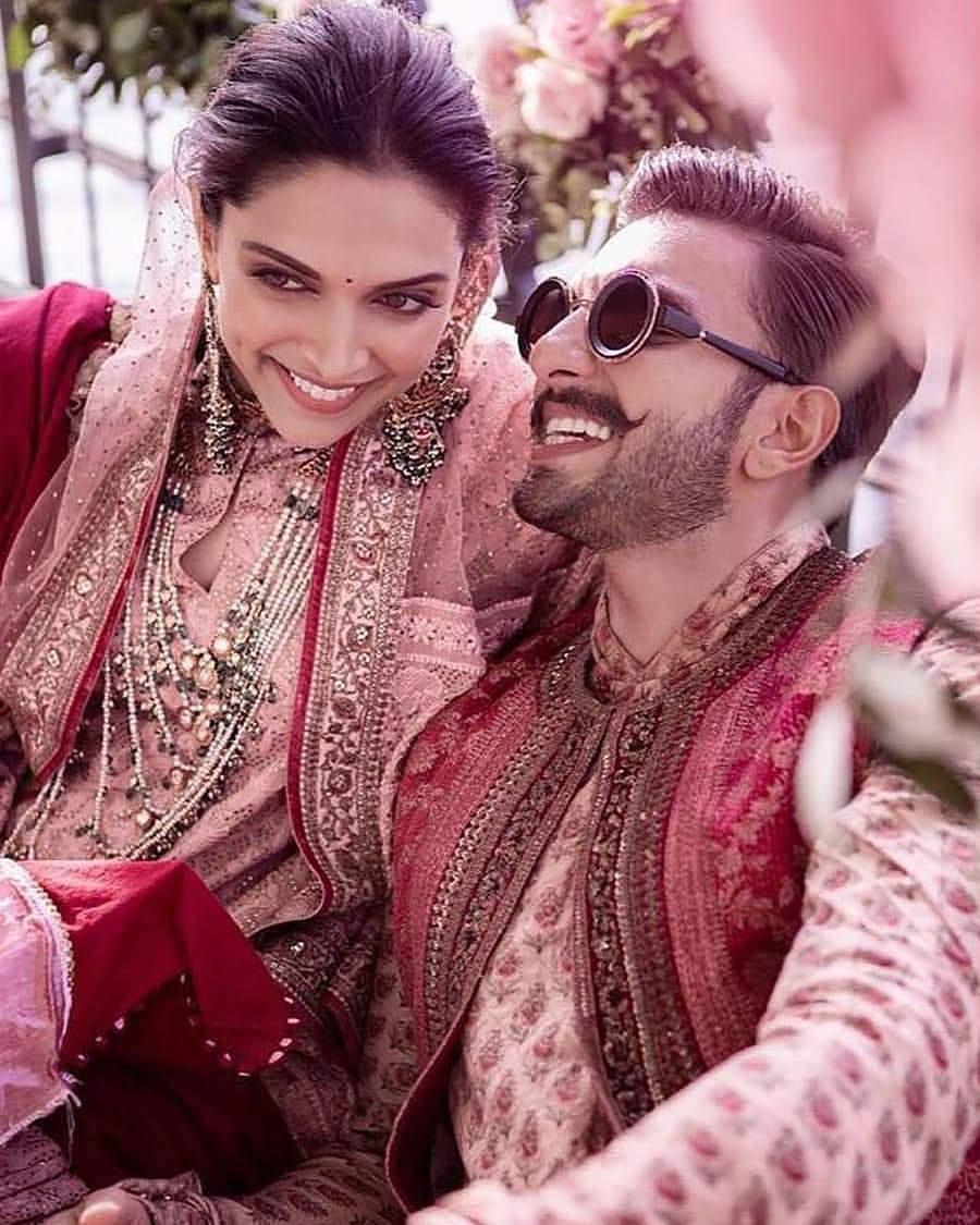 Ranveer Singh-Deepika Padukone wedding photos