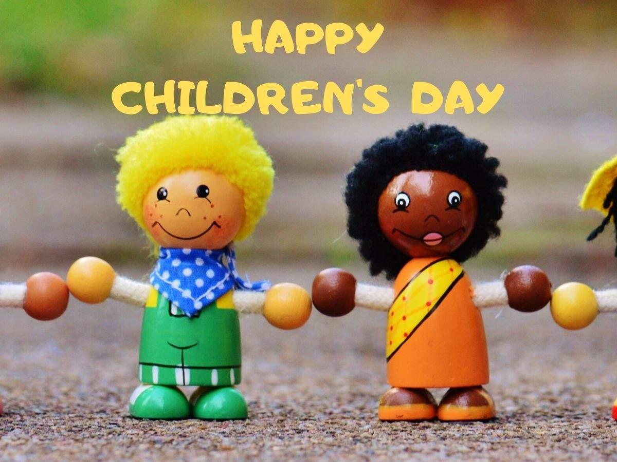 Happy Children's Day India 2019