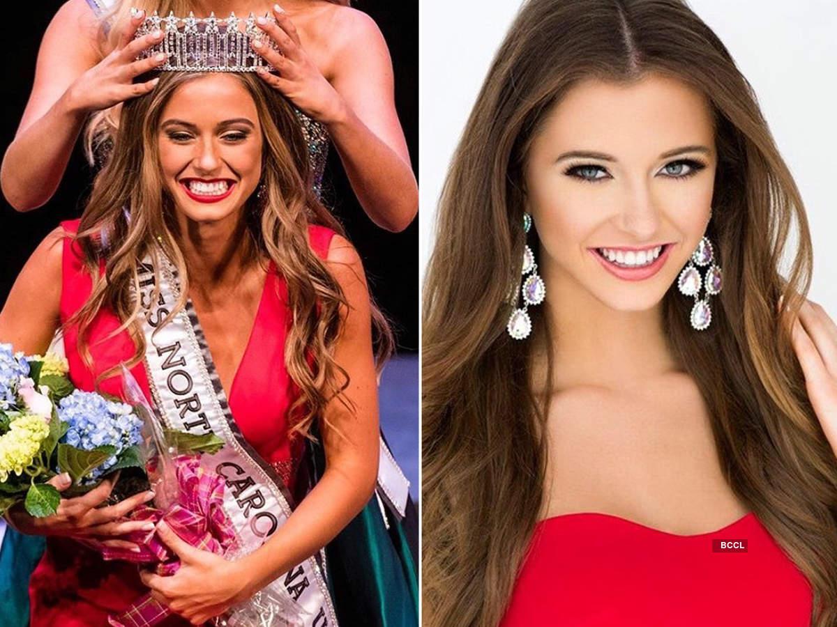 Jane Axhoj crowned Miss North Carolina USA 2020
