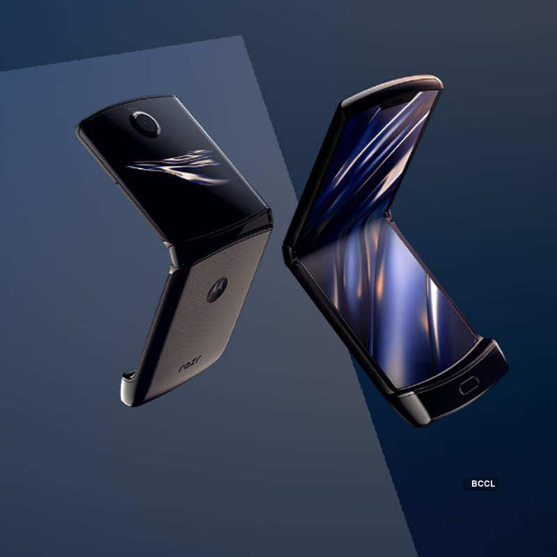 Motorola launches foldable Razr, coming to India soon