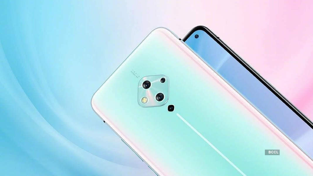 Vivo S5 smartphone launched