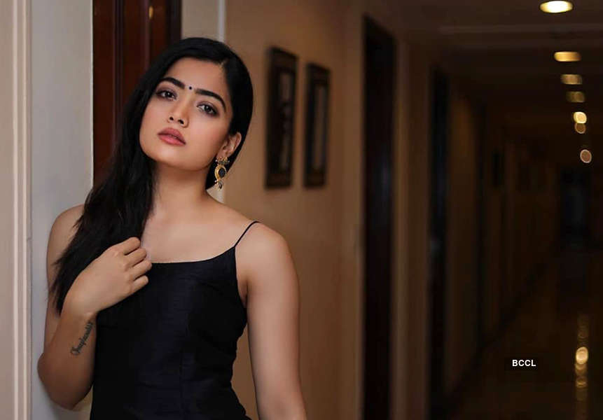 Rashmika Mandanna hits back at trolls like a boss!