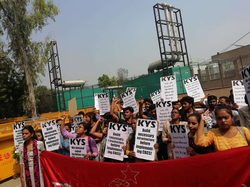 Delhi High Court to hear petition filed by DU students against CBCS on Monday