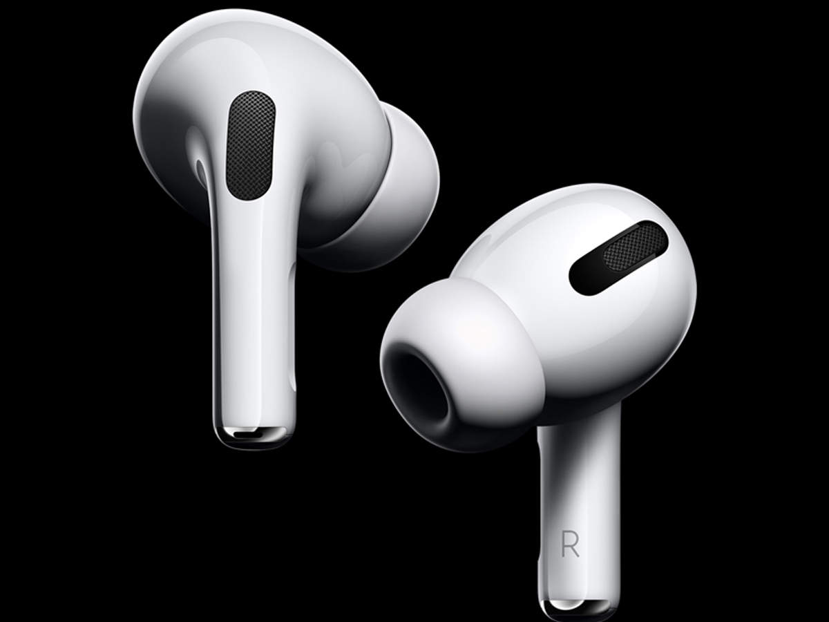 Apple AirPods Pro gets first firmware update - Gadgets Now