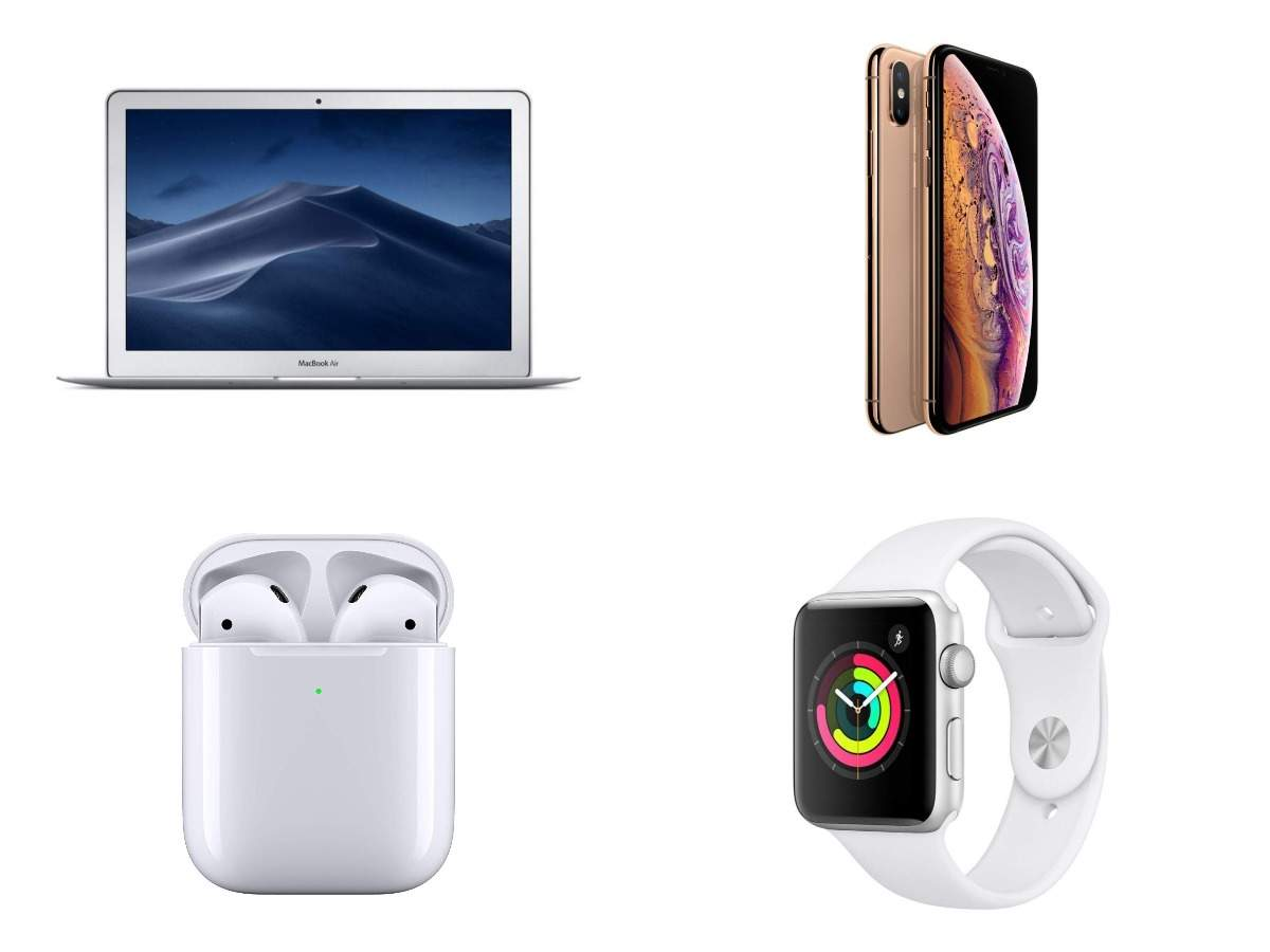 Last day of Apple Days sale on Amazon: iPhones and other gadgets you can buy at discount of up to Rs 22,910 - Gadgets Now