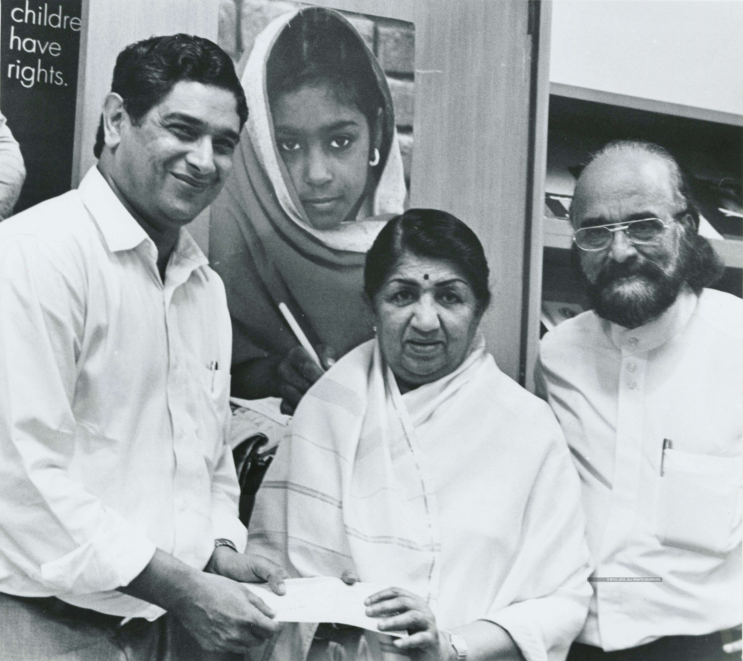 Rare and unseen pictures of melody queen Lata Mangeshkar