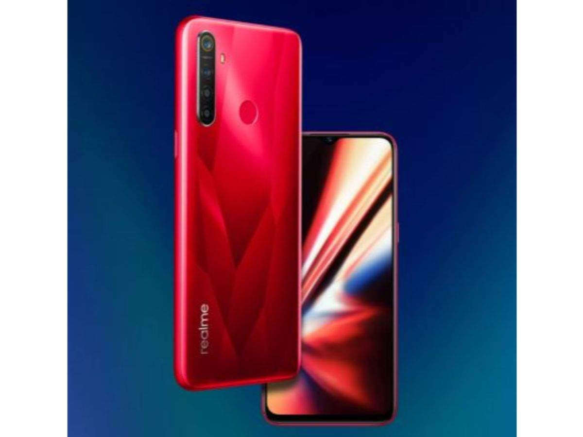 Realme 5s to pack Snapdragon 665 processor - Gadgets Now