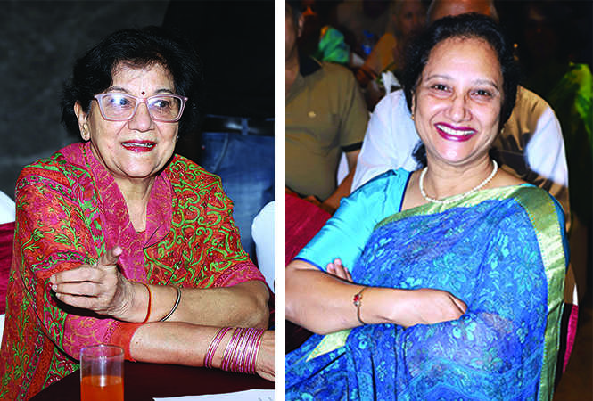 (L) Usha Gupta (R) Sadhana Agarwal (BCCL/ Aditya Yadav)