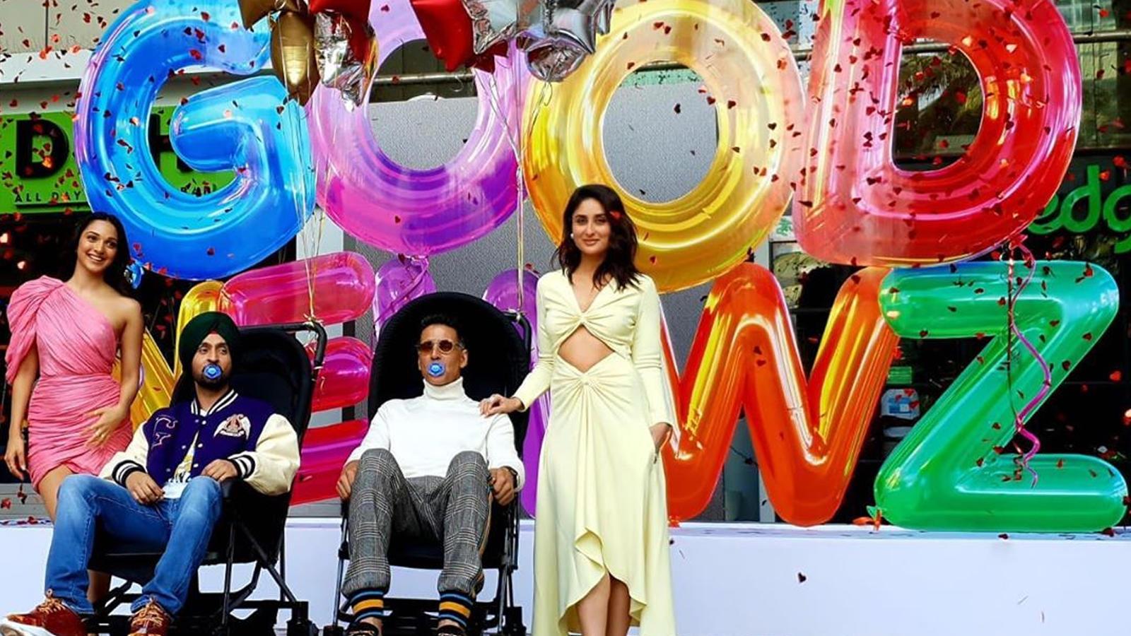 Good Newwz trailer out:  Akshay Kumar -Kareena Kapoor and Diljit Dosanjh-Kiara Advani's 'Biggest Goof Up'