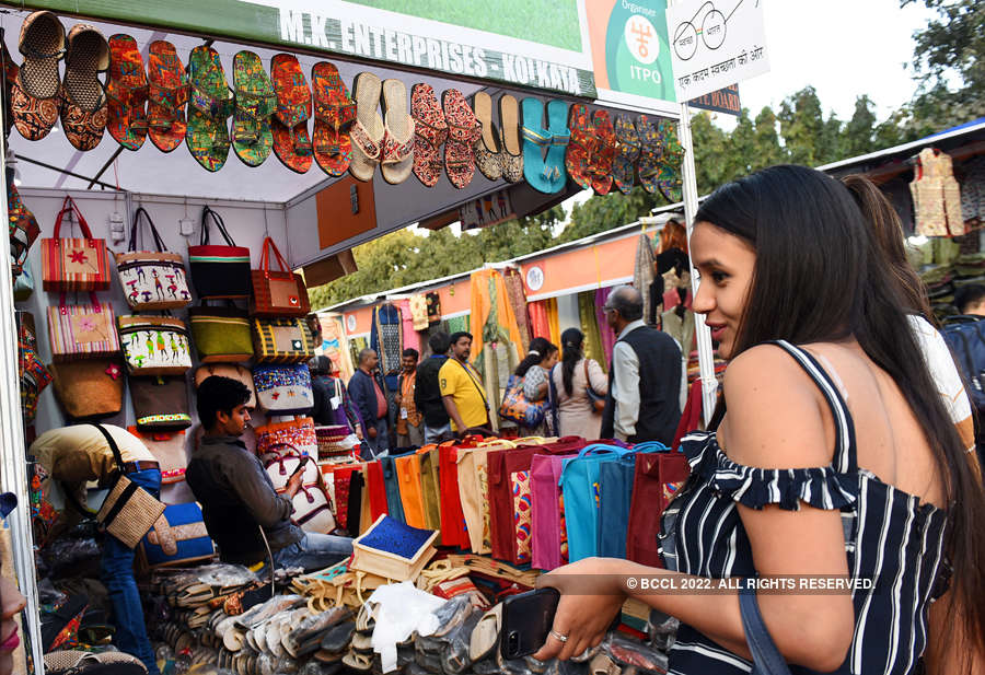 In pics: India International Trade Fair opens for general public