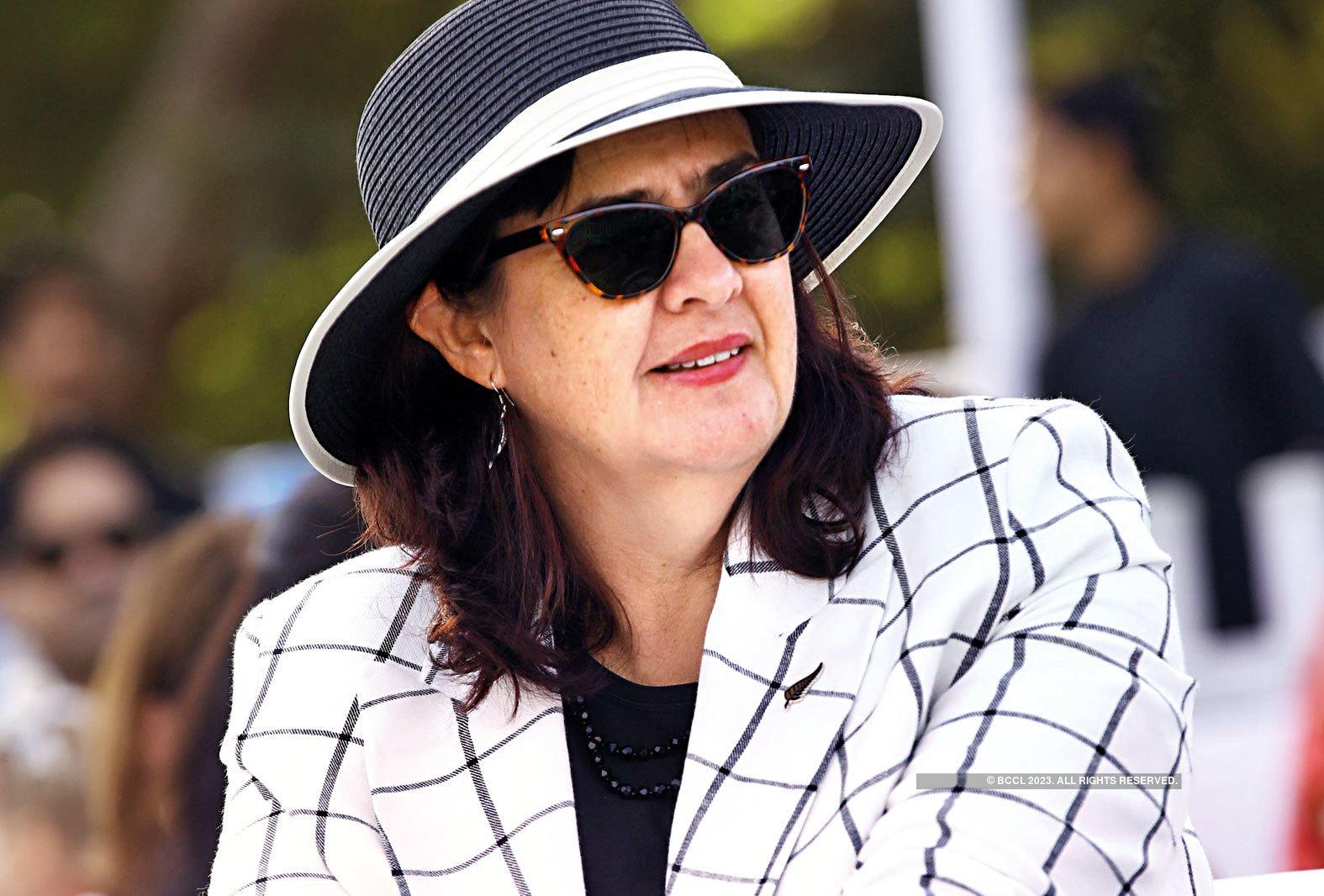 Joanna Kempkers, High Commissioner of New Zealand
