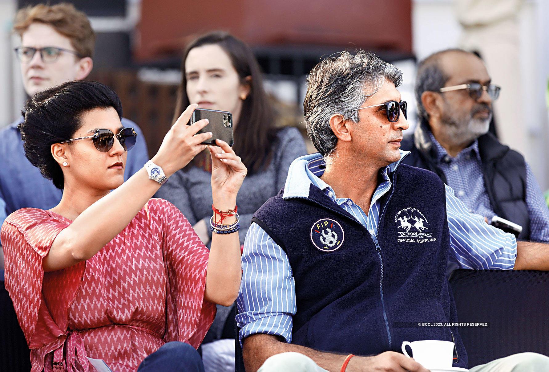 Mriganka Kumari Singh and Angad Kalan