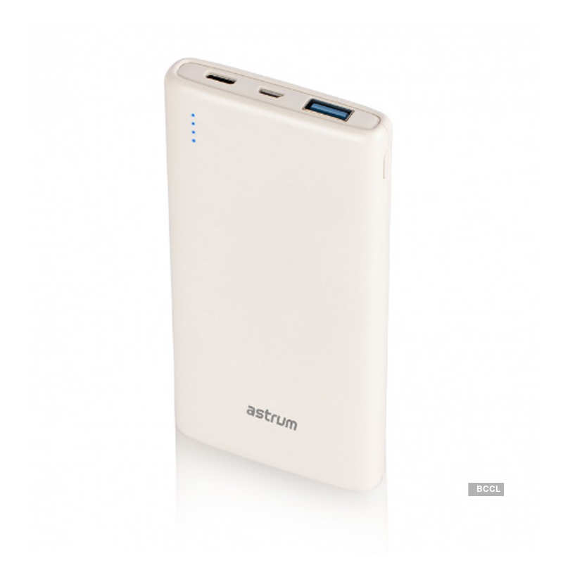 Astrum launches 10000mAh power bank