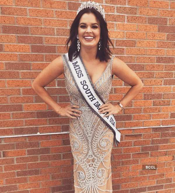 Kalani Jorgensen crowned Miss South Dakota USA 2020