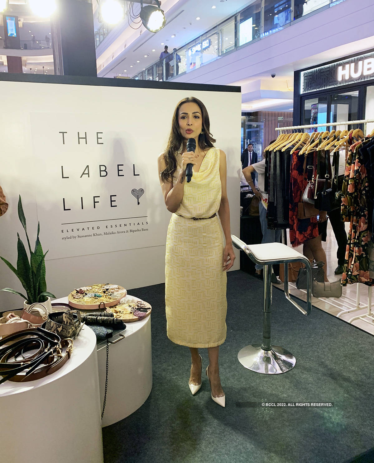 Masterclass on styling with Malaika Arora