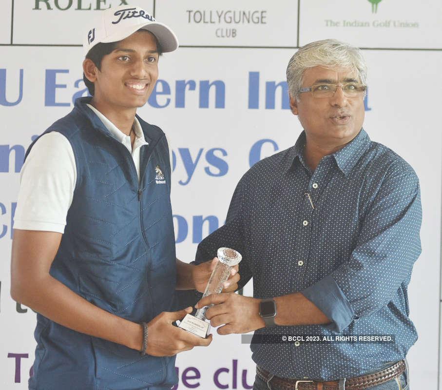 Tolly Club hosts junior golf tourney