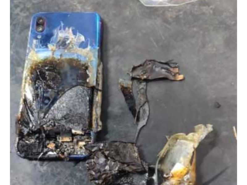 Xiaomi phone catches fire, company says 'customer induced damage'; Don't do these things to ensure your phone is safe