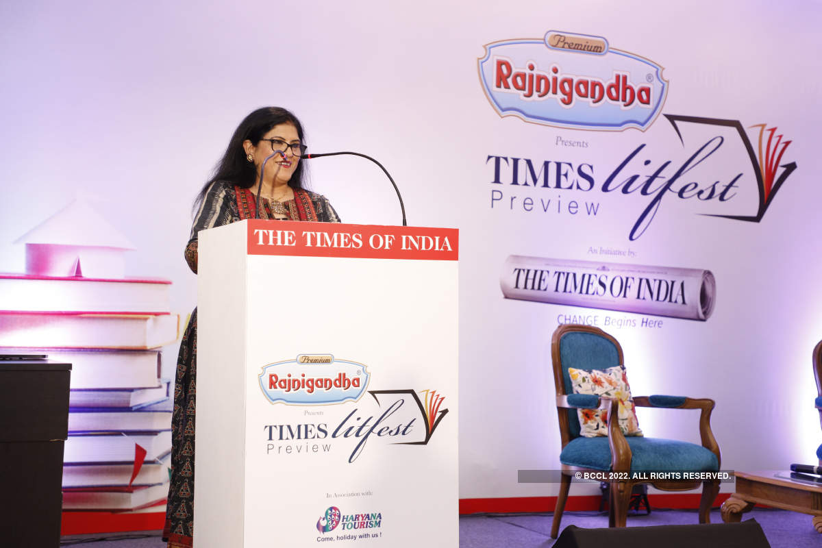 Chandigarh preview of Times Literature Festival Delhi 2019