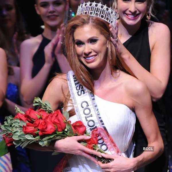 Emily DeMure Miss Colorado USA 2020