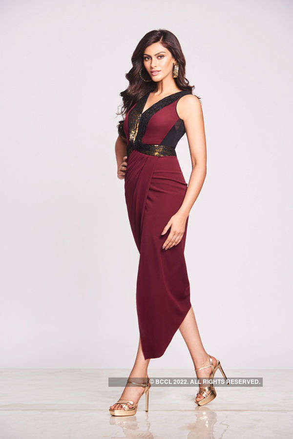 Shefali Sood's stunning official style file shoot