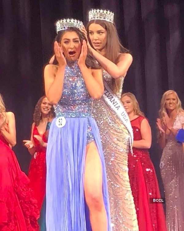 Meet Victoria Piekut Miss Pennsylvania USA 2020