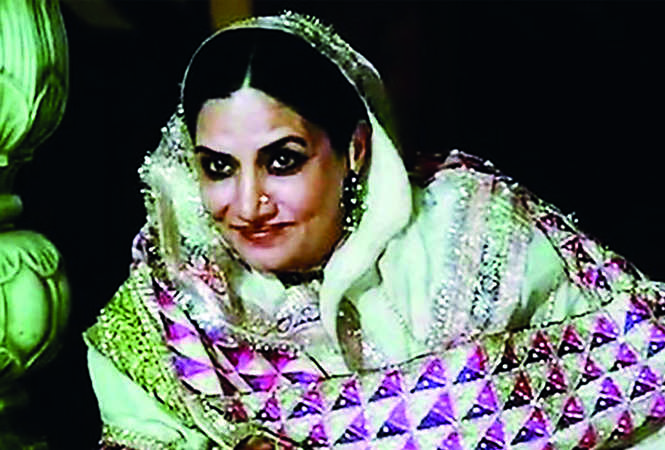 Shaukat Kaifi in Umrao Jaan (BCCL)