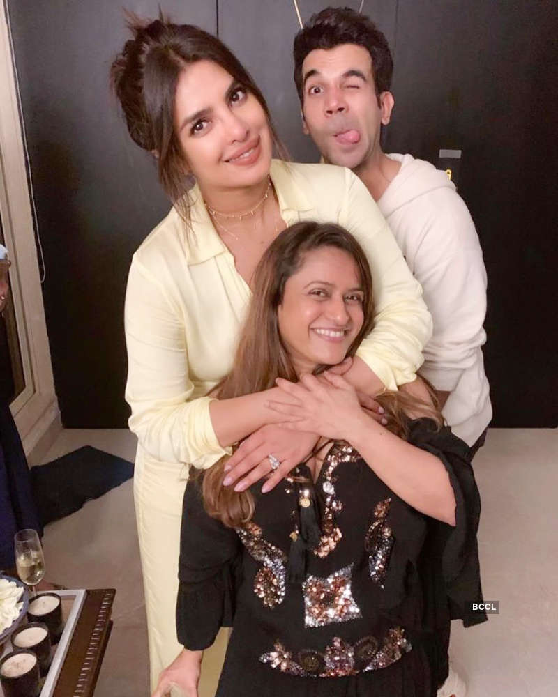 Party pictures of Priyanka Chopra, Katrina Kaif & Ayushmann Khurrana you simply can't give a miss!