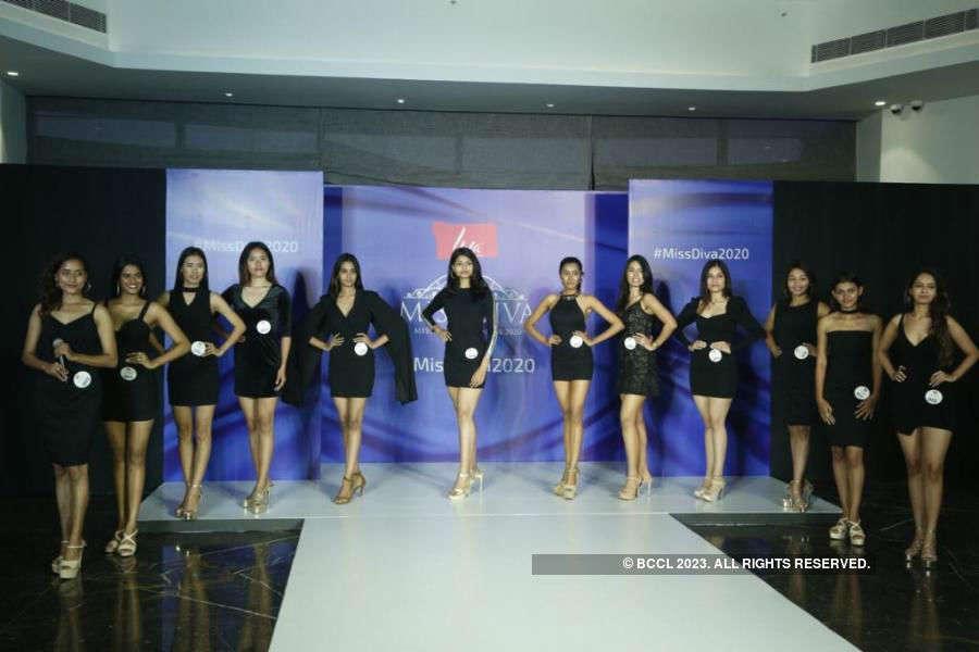 LIVA Miss Diva 2020 Kolkata Audition: Cocktail Round