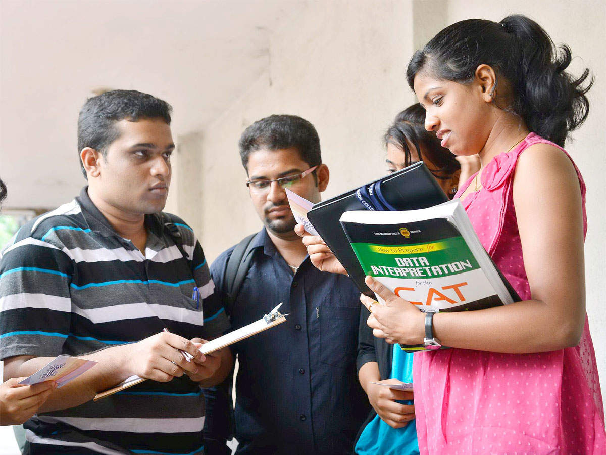 CAT 2019: Students taking the exam had their fair share of surprises