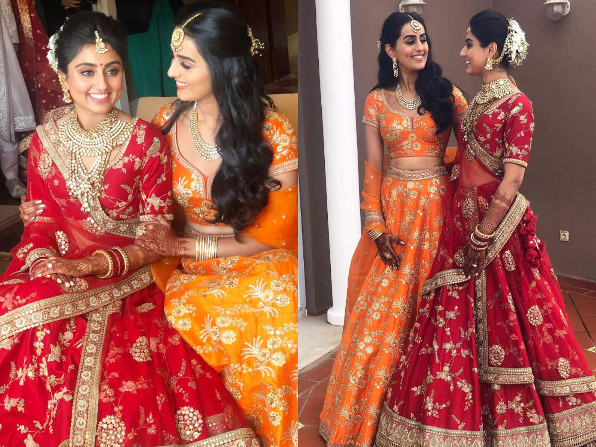 brides of sabyasachi
