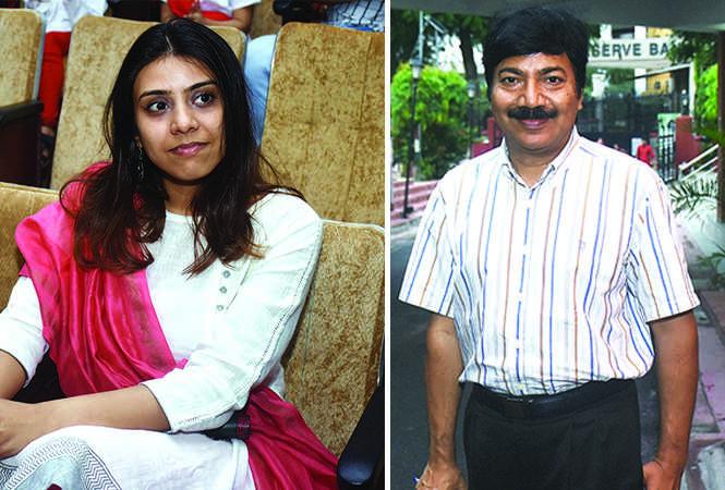(L) Somya Bhatiya (R) Tarun Raj (BCCL/ Vishnu Jaiswal)