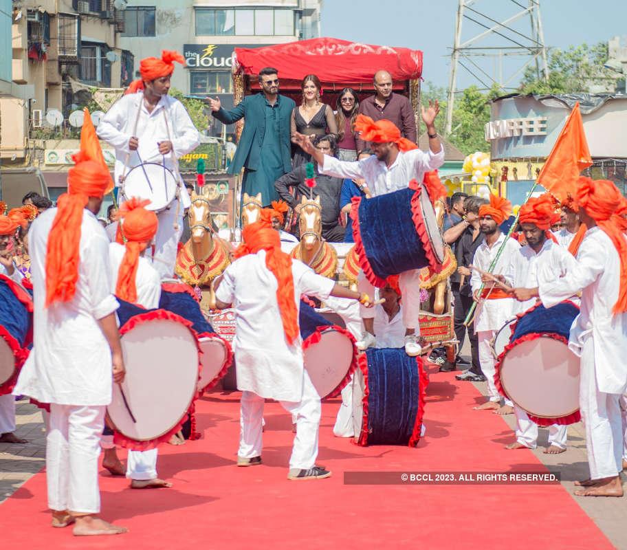 Panipat: Song launch