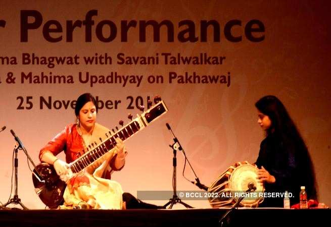 Anupama Bhagwat performing for Jaipur audience