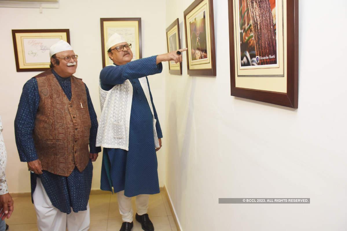 A special tribute to late artist Himanshu Murti