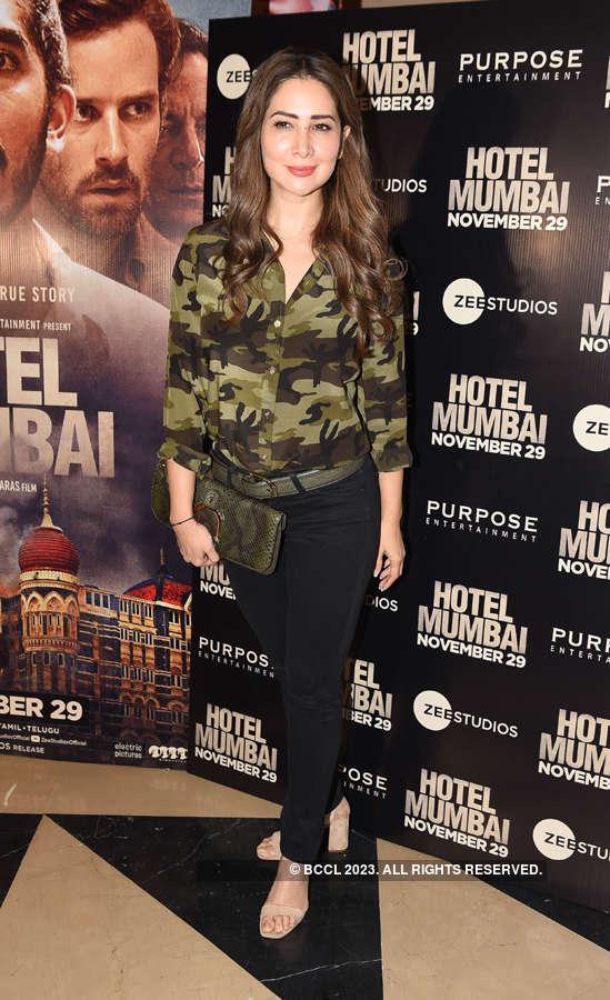 Hotel Mumbai: Screening