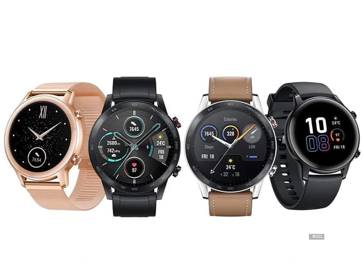 Honor unveils MagicWatch 2