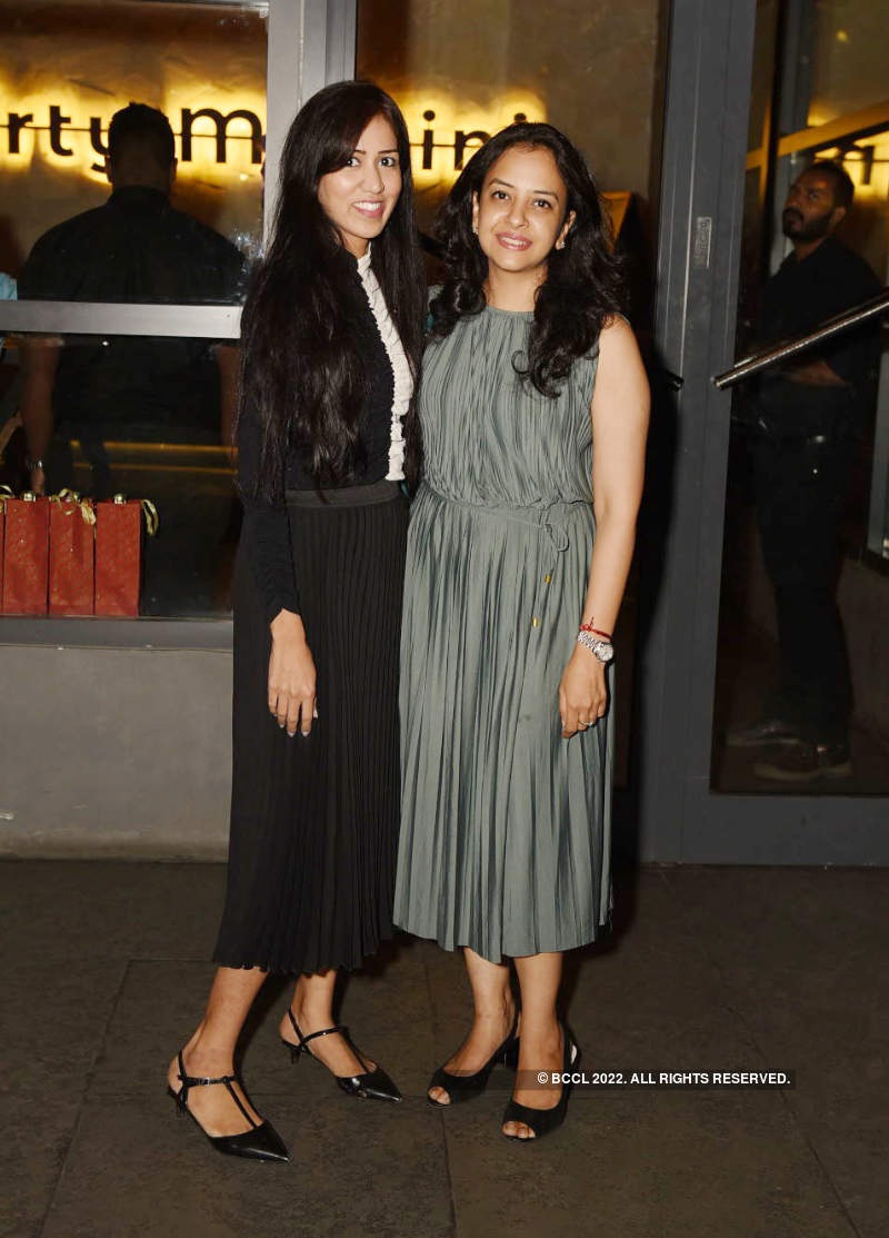 Hyderabadi socialites had a gala time at this rocking sundowner