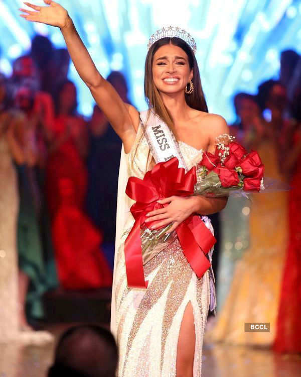 Gina Mellish crowned Miss New Jersey USA 2020