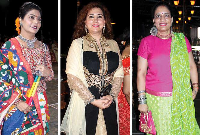 (L) Pooja (C) Pooja Madhok (R) Reena (BCCL/ Arvind Kumar)