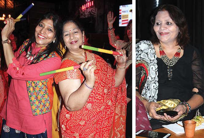 (L) Rashmi and Dimpal (R) Meena (BCCL/ Arvind Kumar)